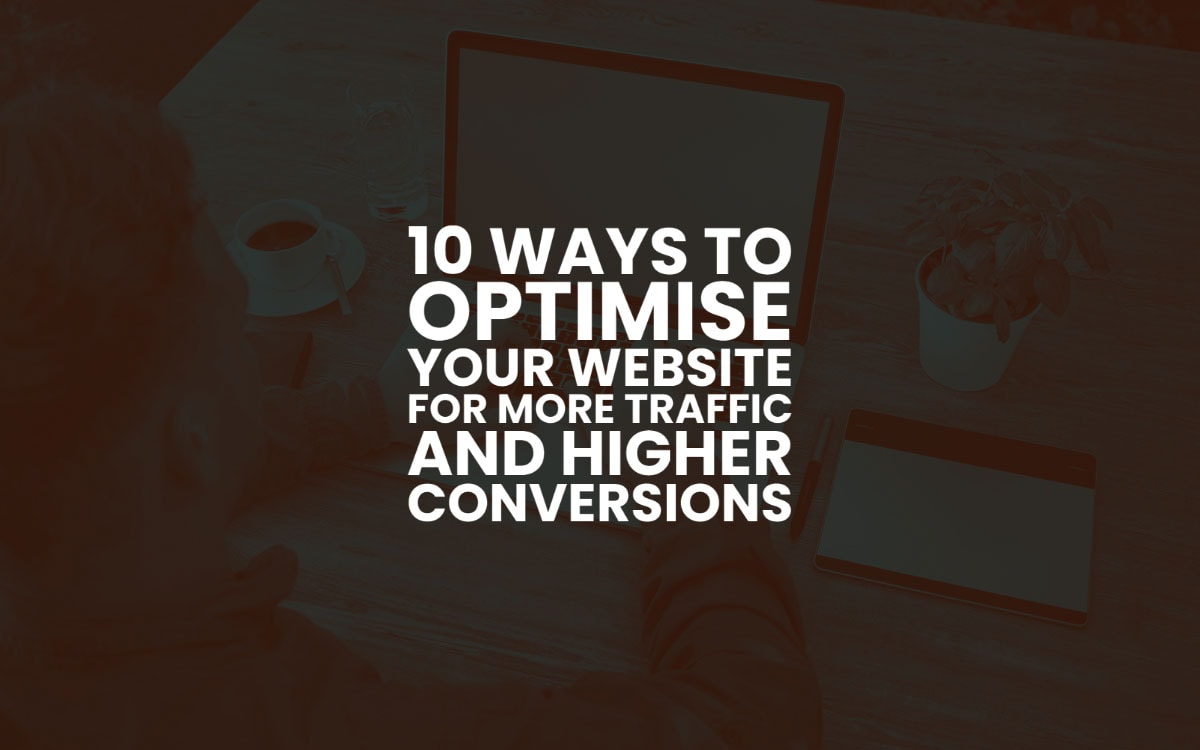 Optimise Your Website More Traffic 2021
