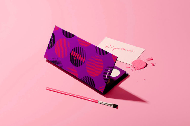 A Fresh Beauty Packaging Design by Unia