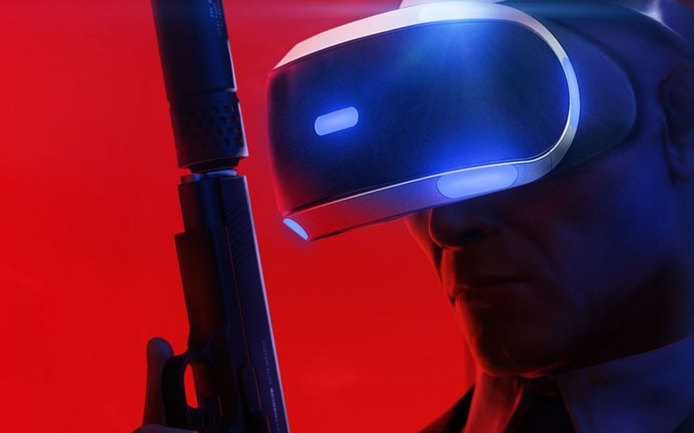 Hitman Game Vr Content Marketing