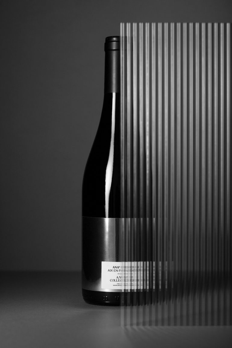 ana wine elegant packaging