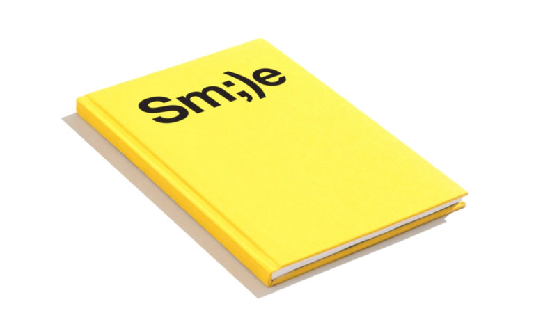 The Sm:)e Book celebrates the smiley face