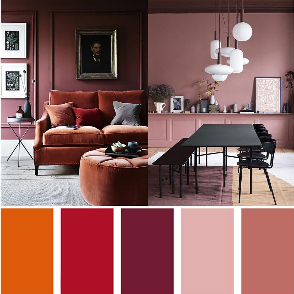 Interior Design Colour Theory