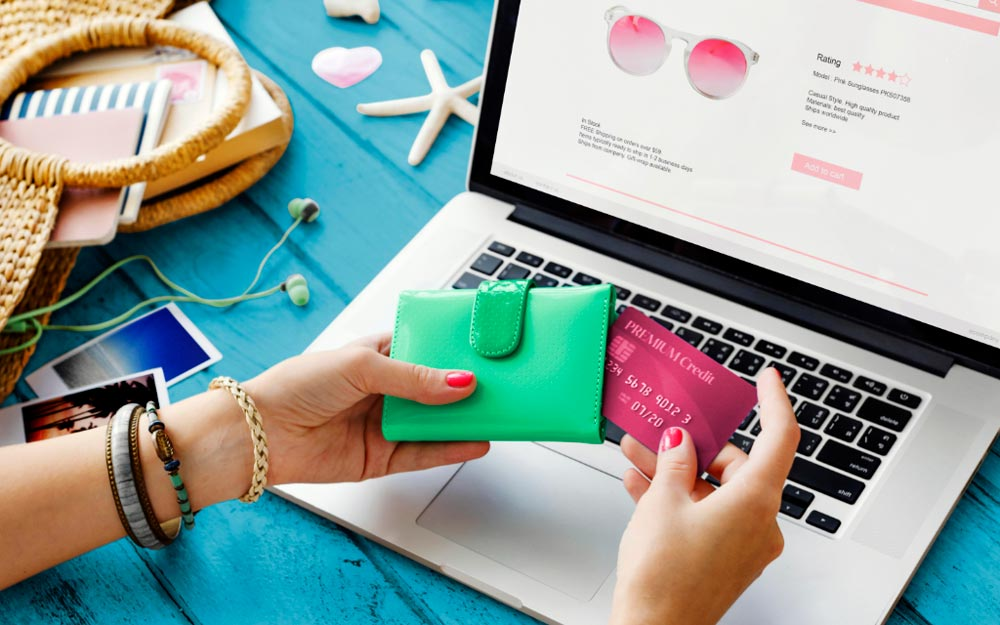 Boost Brand Online Shopping Ecommerce