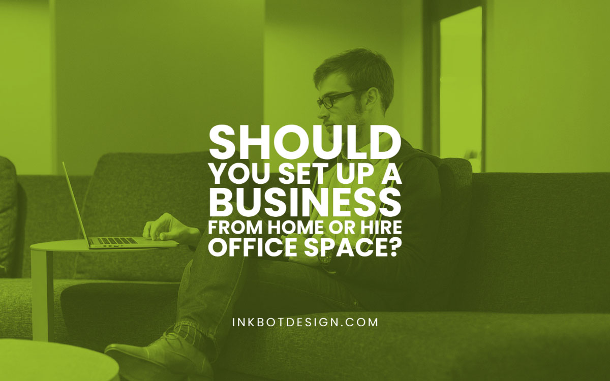 Hire Office Space Or Business From Home