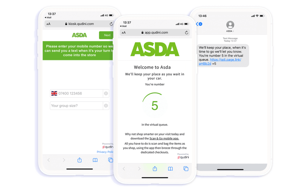 Asda Mobile App Cost Example