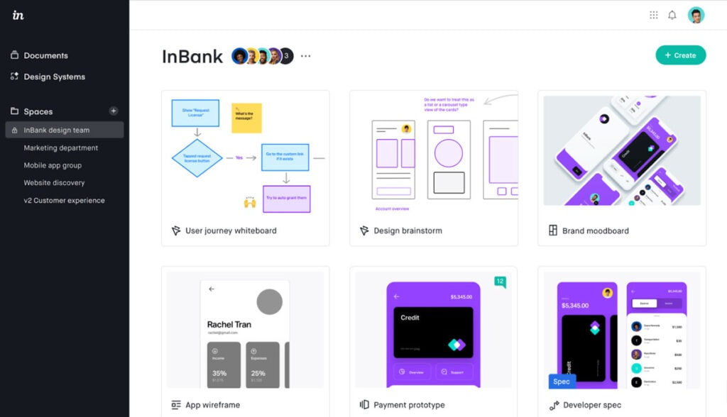 Invision Web Design Tool Review