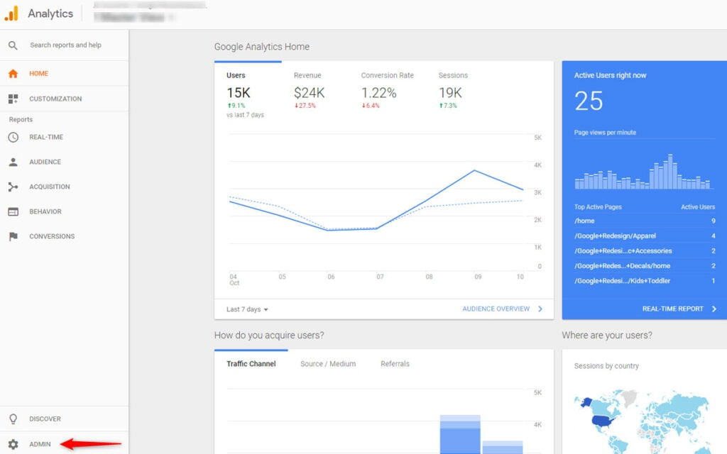 Google Analytics Tech Tools For Business