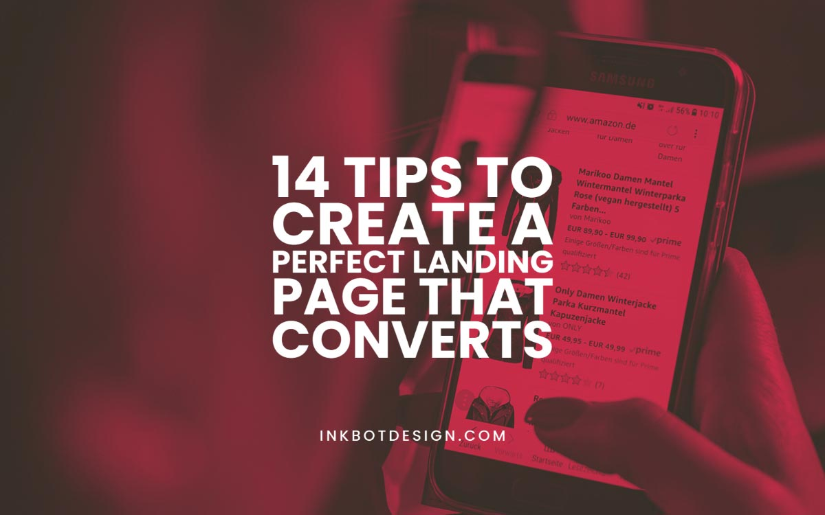 Create Perfect Landing Page Converts