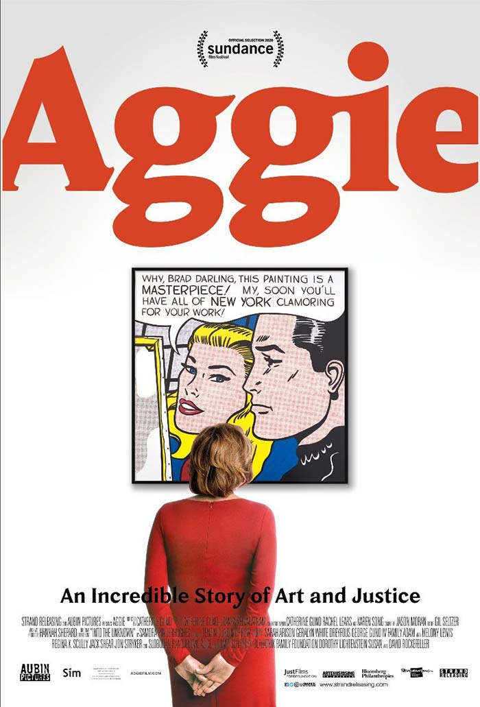 Aggie - movie posters 2020