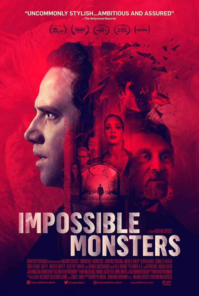 Impossible Monster - movie posters 2020