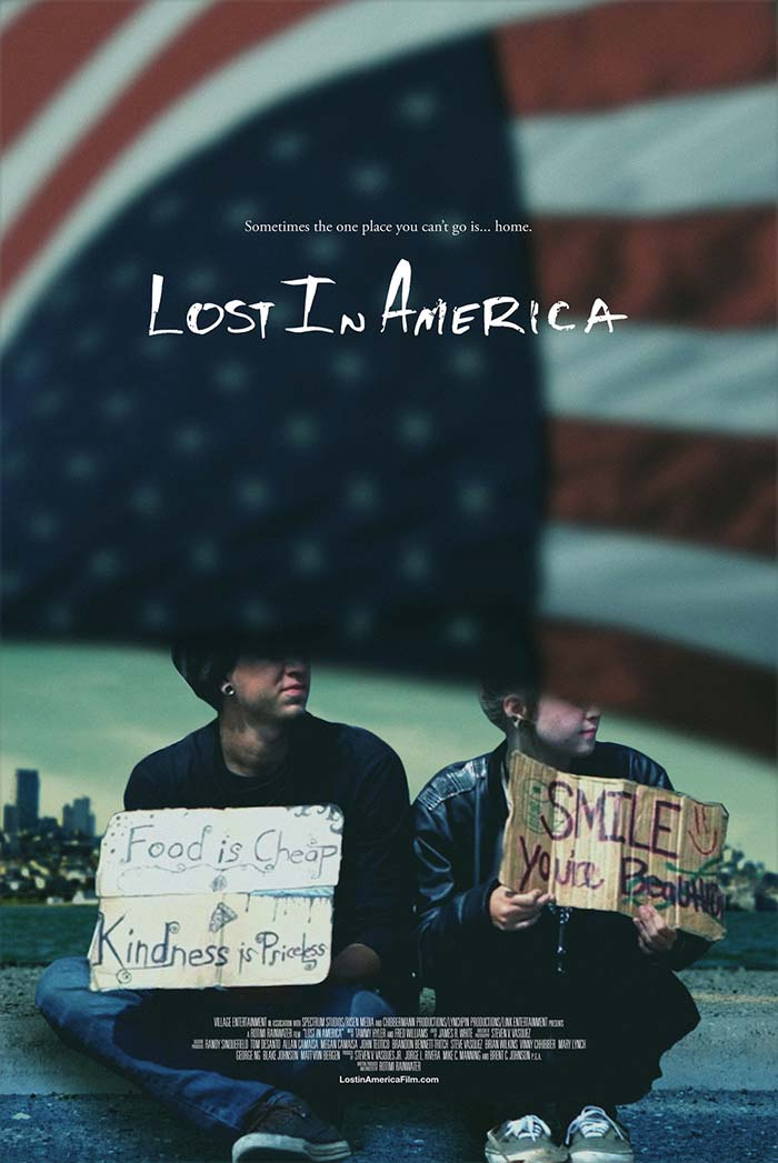 Lost in America - movie posters 2020