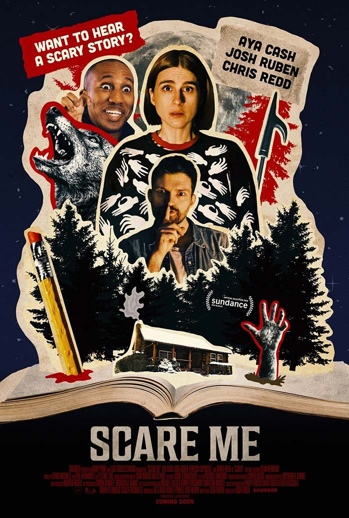Scare Me - movie posters 2020