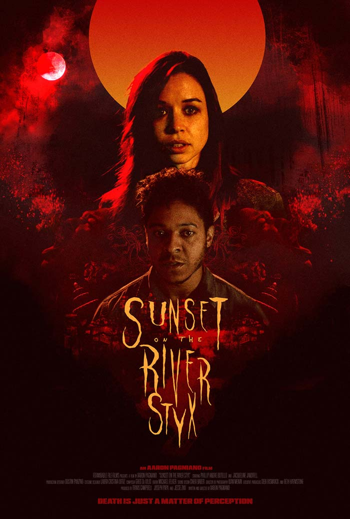 Sunset on the River Styx
