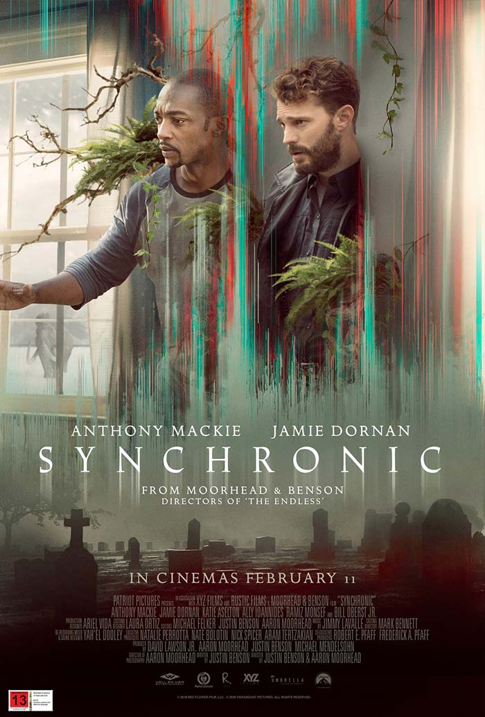 Synchronic - movie posters 2020