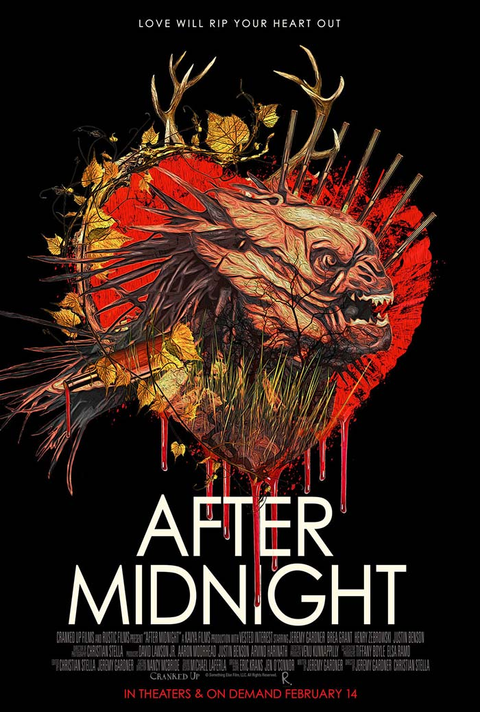 After Midnight - movie posters 2020