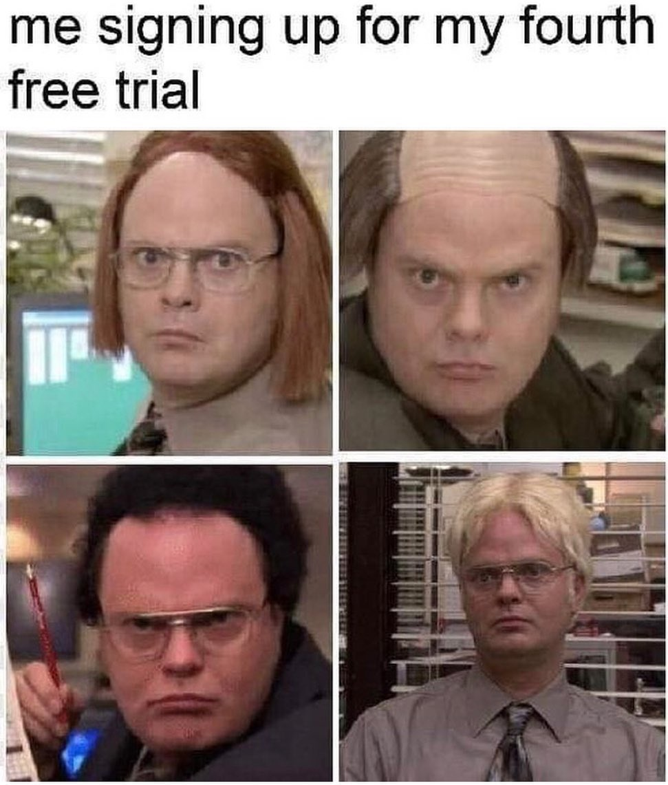 the office dwight graphic design memes